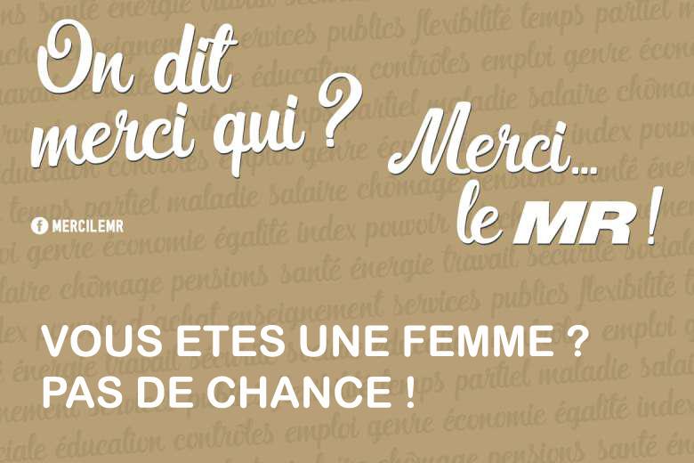 Thumbnail - VOUS ÊTES UNE FEMME ? PAS DE CHANCE !